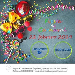 carnaval 22 febrero 2019